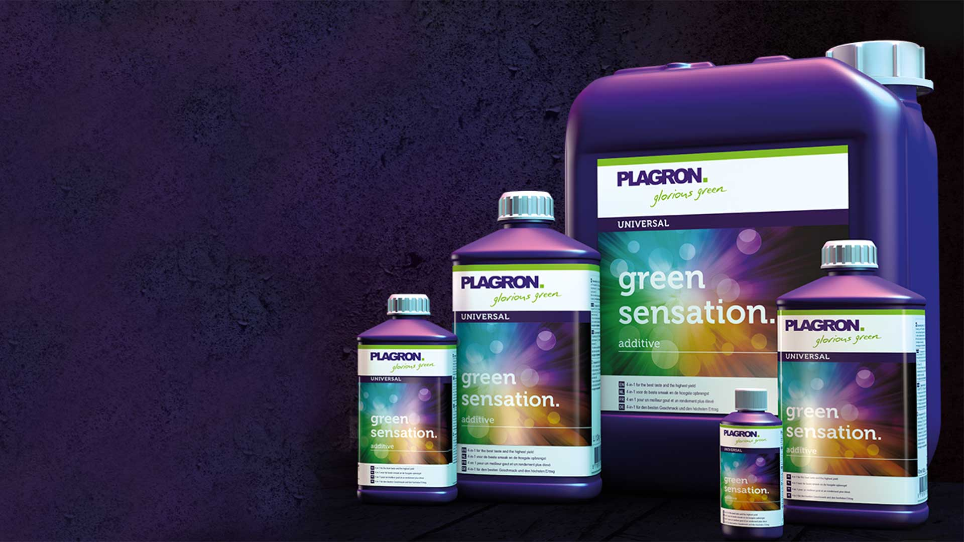 Plagron Nutrients distributed in USA and Canada by Phive8